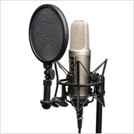 Kondensatoru Mikrofoni