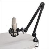 Mikrofonu Statīvi
