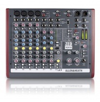 Allen & Heath ZED-10FX Mikserpults