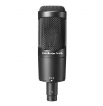 Audio Technica AT 2050 Studijas Kondensatora Mikrofons (+ Free Pop Filter)