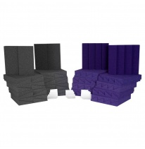 Auralex Acoustics Roominators D36-DST (Purple)