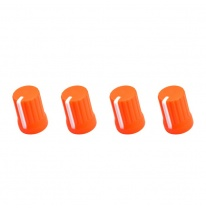 DJ Techtools Super Knob Set (Oranži)