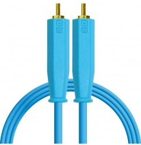 DJ Techtools Chroma Dual RCA - Dual RCA Cable 1.5m (Blue)