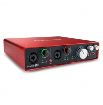 Focusrite Scarlett 6i6 2nd Gen USB Audio Interfeiss