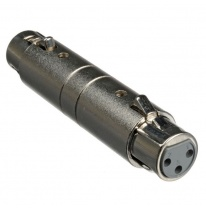 Hosa GXX-145 3-Pin XLR-Female - 3-Pin XLR-Female Adapter