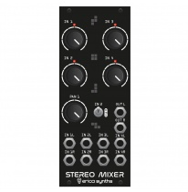 Erica Synths Drum Stereo Mixer
