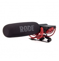 Rode VideoMic Rycote Mikrofons Video Kamerām