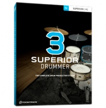 Toontrack Superior Drummer 3 (Download)
