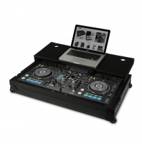 UDG Ultimate Flight Case Pioneer XDJ-RX MK2 Plus (Laptop Shelf + Wheels) (U91015BL2)
