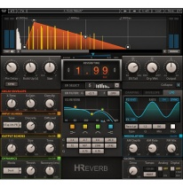 Waves H-Reverb Hybrid Reverb (Download)