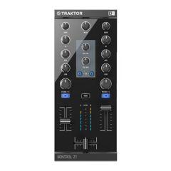 Native Instruments Traktor Kontrol Z1 DJ Kontrolieris / Mikserpultis