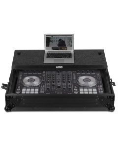 UDG Ultimate Flight Case Pioneer DDJ-RX / DDJ-SX3 MK2 Plus (Laptop Shelf) (U91011BL2)