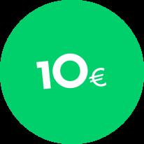 Dāvanu karte 10€