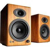 Audioengine A5+ Wireless (Pair, Bamboo)