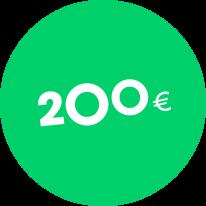 Dāvanu karte 200€
