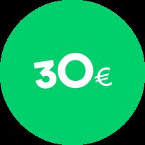 Dāvanu karte 30€