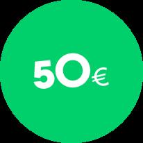 Dāvanu karte 50€