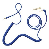 AIAIAI TMA-2 Coiled Cable 1.5m (C08) (Blue)