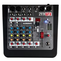 Allen & Heath ZED-6FX Mikserpults