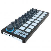 Arturia BeatStep MIDI Kontrolieris / Sekvencers (Melns)