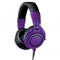Audio Technica ATH-M50xPB (Limited Edition - Purple Black)