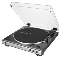 Audio Technica AT-LP60XUSB (Gunmetal)
