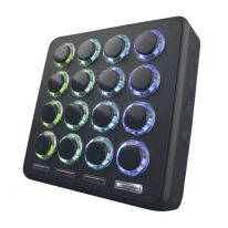 DJ TechTools MIDI Fighter 3D DJ Kontrolieris