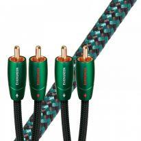 Audioquest Evergreen Dual RCA - Dual RCA Cable 3m