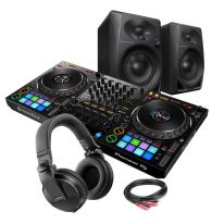 Pioneer DDJ-1000 + DM-40 + HDJ-X5 Bundle