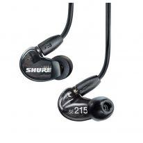Shure SE215 (Black, B-Stock)