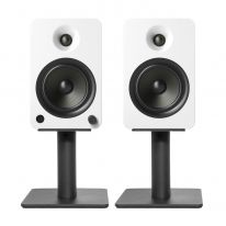 "Kanto SP6HD 6"" Desktop Speaker Stands (Black, Pair)"