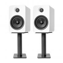 """Kanto SP9 9"""" Desktop Speaker Stands (Black, Pair)"""