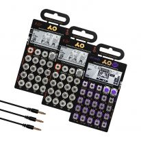 Teenage Engineering PO-33 + PO-20 + PO-12  + MC-3 Bundle