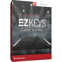 Toontrack EZkeys Classic Electrics (Download)