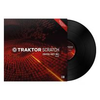 Native Instruments Traktor Scratch Control Vinyl MK2 (Black)