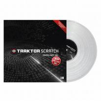 Native Instruments Traktor Scratch Control Vinyl MK2 (Clear)