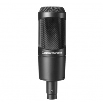 Audio Technica AT 2035 Studijas Kondensatora Mikrofons (+ Free Pop Filter)