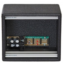 Doepfer A-100MC Mini Case Raw (Black)