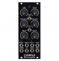 Erica Synths Cymbals