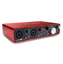 Focusrite Scarlett 2i4 2nd Gen USB Audio Interfeiss