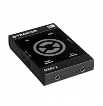Native Instruments Traktor Audio 2 MK2 USB DJ Audio Interfeiss