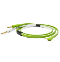 Oyaide NEO d+ MYTS class B Dual 6.3mm TS - 3.5mm TRS (angled) Cable 2.5m