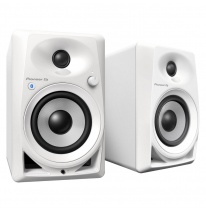 Pioneer DM-40BT (White, Pair)