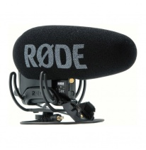 Rode VideoMic Pro+ Mikrofons Video Kamerām