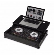 UDG Ultimate Flight Case for Pioneer DDJ-RB / DDJ-SB3 (U91017BL)