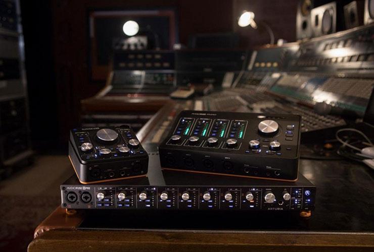 Jaunums: Arturia AudioFuse Studio un AudioFuse 8Pre