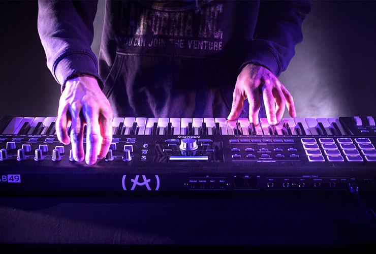 Jaunums: Arturia Keylab MK2 MIDI klaviatūras