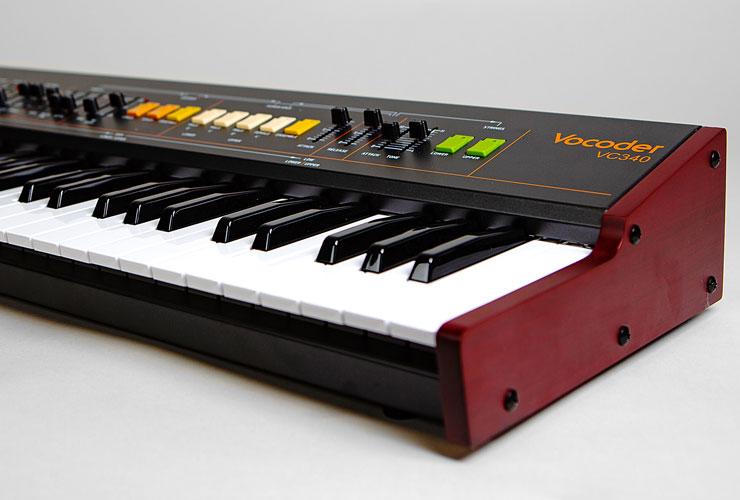 Jaunums: Behringer VC340 vokoders
