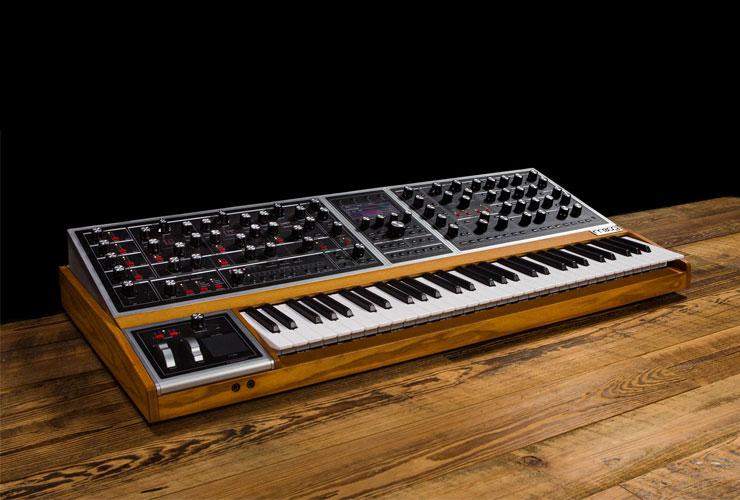 Jaunums: Moog One sintezators