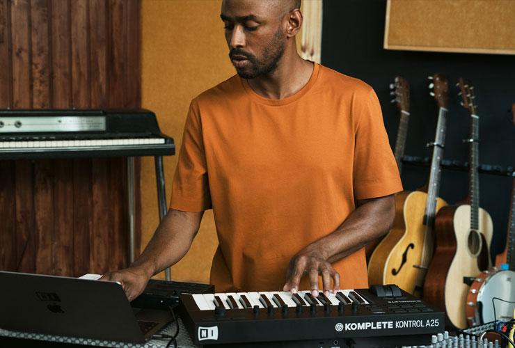 Jaunums: Native Instruments Komplete Kontrol A MIDI klaviatūru sērija